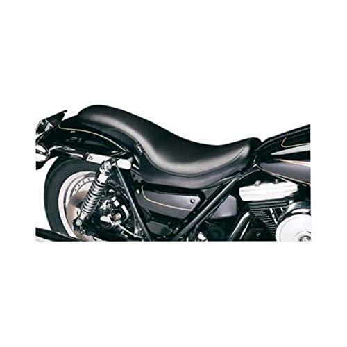 90-93 Harley FXRS-Conv: Le Pera King Cobra Seat (Standard) (Black)