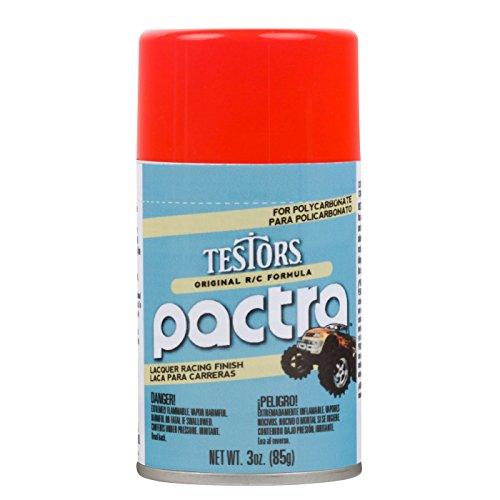 Pactra Comp Orange RC Lacquer Spray 3oz - Pactra Rc Spray