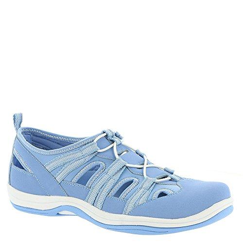 Easy Street 30-8300 Sandalo Da Campus Femminile Lt. Pelle Blu / Tessuto
