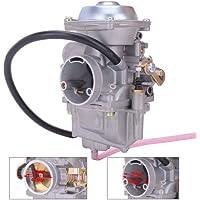FastPro Carburador de Motocicleta para 300CC-400CC GN250 GN300