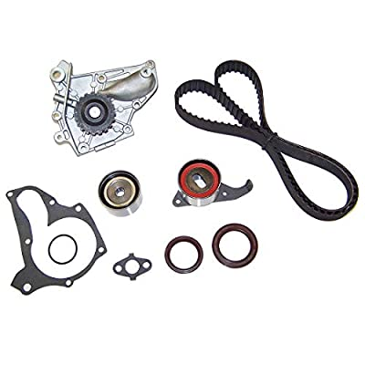 DNJ TBK906WP Timing Belt Kit with Water Pump for 1983-1986 / Toyota/Camry, Celica / 2.0L / SOHC / L4 / 8V / 1995cc, 1998cc / 2SELC: Automotive