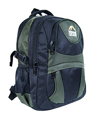 Olive Daypack Outdoor Backpack Gear 5517 Outdoor Rucksack Gear gq08P