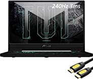 """2021 ASUS_ TUF 3070 Gaming Laptop, 240Hz 3ms FHD 15.6"""" Display, Intel Core i7-11370H, GeForce RTX 3070 8G"""
