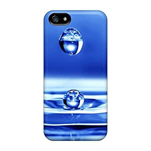 New Cute Funny Water Drops Case Cover/ Iphone 5/5s Case Cover