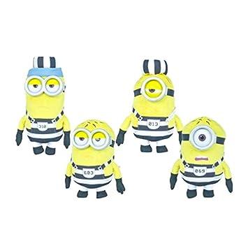 Nicotoy Minions Pluche 25cm 4ass Var Amazon Co Uk Toys Games