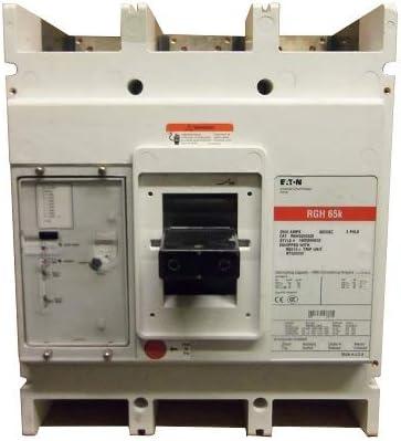 Eaton Cutler Hammer RGH RGH325032E 3 Pole 2500 Amp 600v Breaker DigiTrip 310 LSI