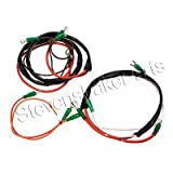 8NE10301 New Ford 2N 8N 9N Tractor Front Mount 12 Volt Alternator Wiring Harness