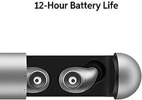 Crazybaby Air 1S Auriculares inalámbricos Bluetooth, TWS Bluetooth 5.0 Hi Fi Sound Auricular inalámbricos estéreo 3D con micrófono, Auricular
