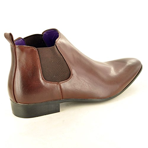 My Perfect Pair Herren Chelsea Boots Braun
