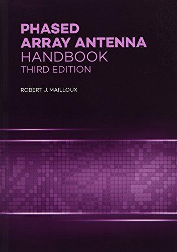 Phased Array Antenna Handbook (Antennas and Electromagnetics)