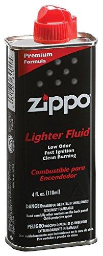 Zippo Lighter Fluid (4 oz 2 ()