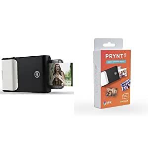 instant photo printer for iphone prynt instant photo printer for apple iphone 6 17325