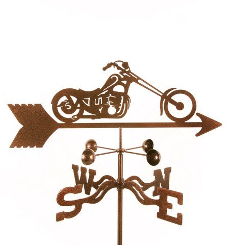 UPC 616913960463, EZ Vane Chopper Motorcycle Weathervane