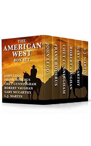 The American West Box Set: Six Full Length Classic Westerns