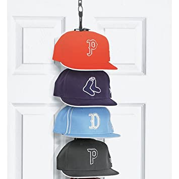 cap rack system organizer baseball hat storage over the door racks