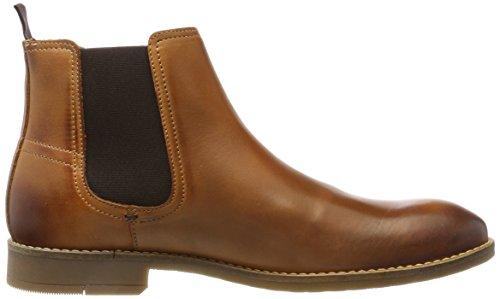 Brown BIANCO Chelsea nner 24 Marrone Light Stivali M Uomo Boots U8O8Pq1