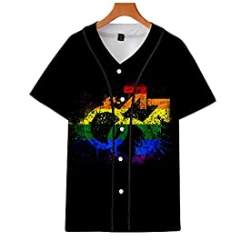 T-Shirt Pride Gay Baseball
