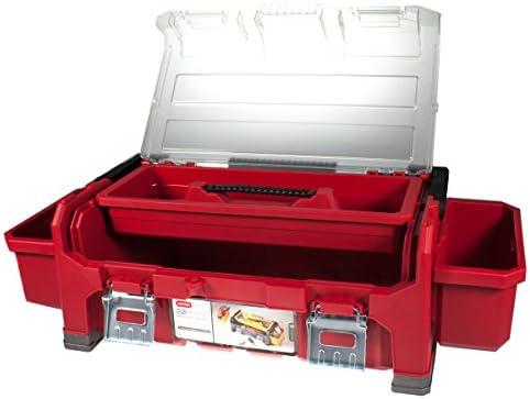 Keter 17191877 exponer caja de herramientas: Amazon.es: Bricolaje y herramientas