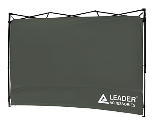 Leader Accessories 10 x 10 Instant Canopy Side Wall Canopy Sun Wall by Leader Accessories