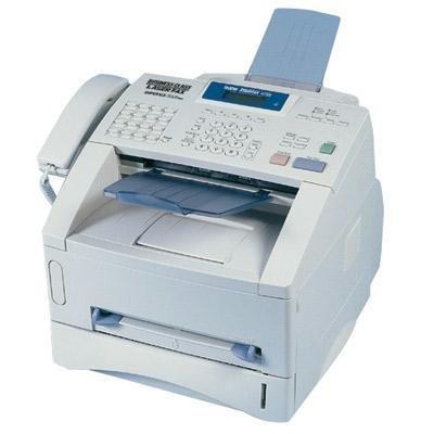 Brother PPF4750E intelliFAX-4750e Business-Class Laser Fax Machine, Copy/Fax/Print