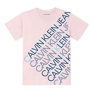 Best Epic Trends 41-MmlLIaEL._SS300_ Calvin Klein Big Boys' Crew Neck Tee Shirt