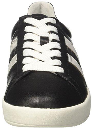 Bikkembergs Cosmos 2130, Sneaker Donna Nero (Black/White)