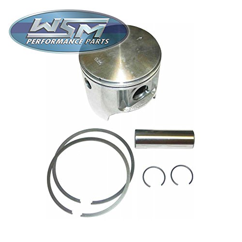 1997 Polaris SL 1050 Top End Engine Piston Kit [Bore Size: 81.00 mm]