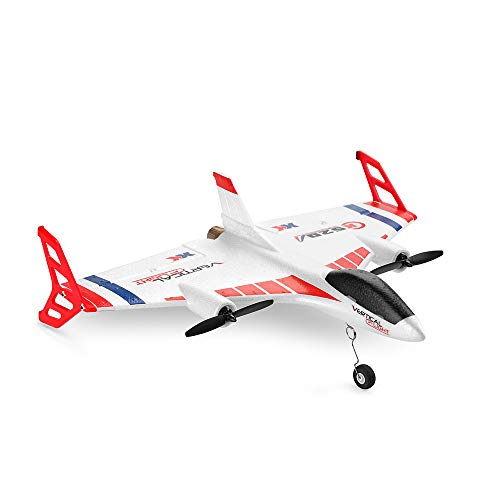 COLOR-LILIJ RC Remote Control Airplane - XK X520 2.4G 6CH - 2 pcs Powerful 1307 Brushless Motor, 3D/6G System RC Airplane EPP Anti-Crash, - -3D / 6G Mode - Easy to Fly for Even Beginners(US Stock) by COLOR-LILIJ (Image #8)