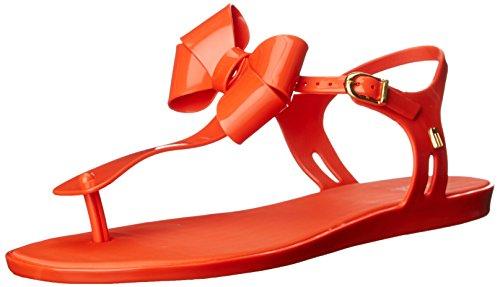 Melissa's Women's Solar Iii Jelly Sandal - Orange/Multi -...