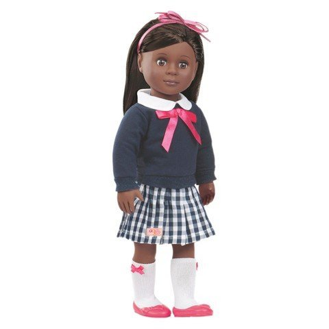 (Our Generation Doll - Maeva African American)