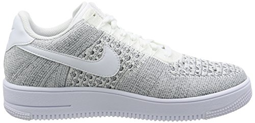 cheap prices reliable Nike Men's AF1 Ultra Flyknit Low Basketball Shoe Cool grey/White/White sale best place free shipping cheap real 2rVYEU