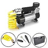 Dromedary Portable Electric Auto Car Tire Inflator Pump Compressor Air Inflator Pump 12v 35L/Min
