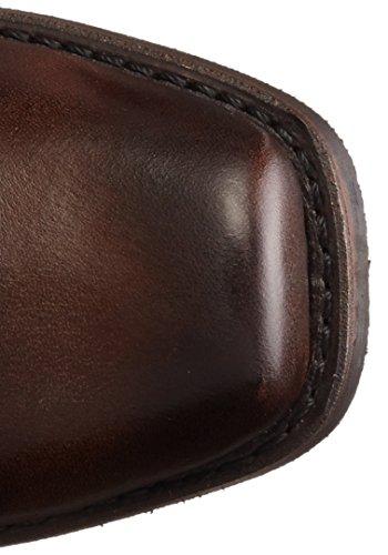 Frye Mens 8r Stivale Stivale Marrone Scuro Pelle Vintage Morbida - 87408