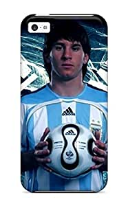 New Lionel Messi T Shirt Tpu Skin Case Compatible With Iphone 5/5s