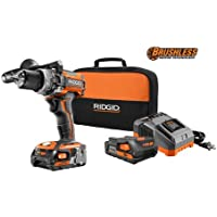 Ridgid Zrr86116K Lithium Ion Brushless Refurbished Benefits