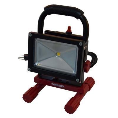 Husky 5 ft. 800-Lumen Portable LED Work Light