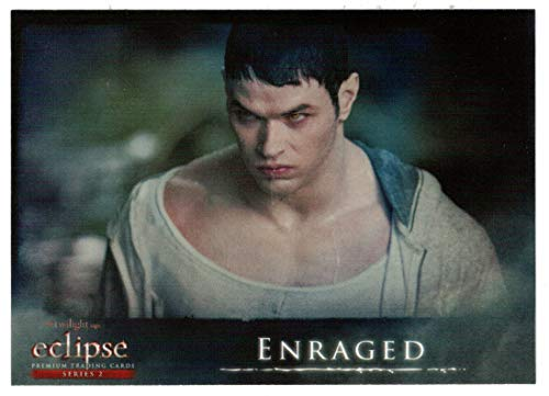 Enraged (Trading Card) The Twilight Saga - Eclipse Series 2-2010 NECA # 152 - Puzzle Back Mint (Twilight Trading Cards)