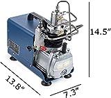 110V Air Compressor 30MPA 4500PSI 300Bar Electric