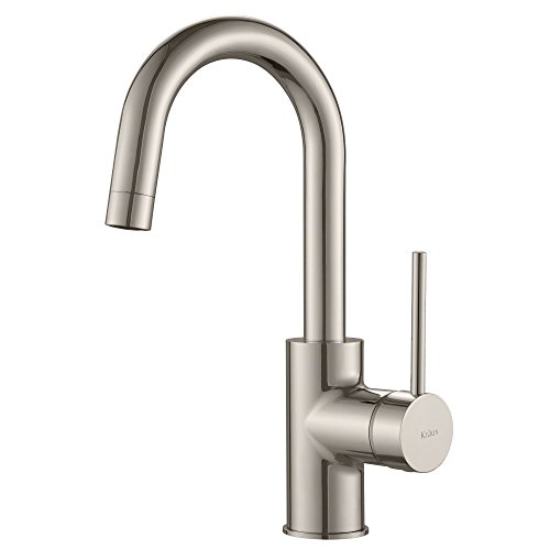 Kraus KPF-2600SFS Oletto Kitchen Faucet, 12.25 inch, KPF-2600 Spot Free Stainless Steel