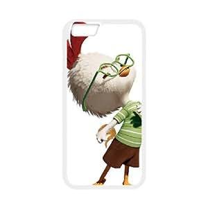 iPhone6 Plus 5.5 inch Phone Case White Chicken Little Chicken Little VHN823068