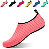 todaysunny Barefoot Water Shoes for Men Women Aqua Skin Water Socks Quick-Dry Barefoot