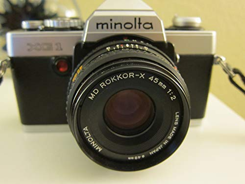 Minolta XG-1 35mm Camera