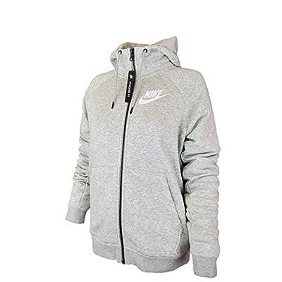 Nike Sportswear Women's Full Zip Hoodie: Clothing