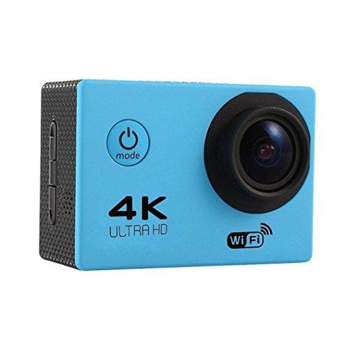 Kinrui Waterproof 4K SJ9000 Wifi HD 1080P Ultra Sports Action Camera DVR Cam Camcorder (Blue) by Kinrui (Image #1)