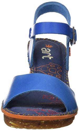 0325 Donne Arte Delle Toe Mojave Sandali Blu Open Amsterdam mare Mare Y7xwnYTrq