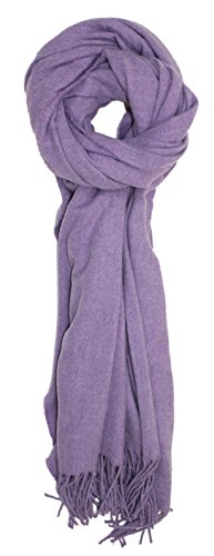 Ted Jack - A Oversized Fleeced Cashmere Feel Scarf