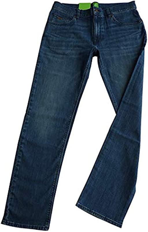BOSS Hugo dżinsy stretch W32/L32, JC-MAINE1, 50318725, Regular FIT: Odzież