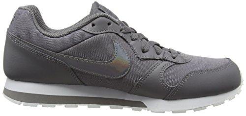 white Fille gunsmoke gunsmoke Nike Gs Fitness De Runner 2 Md Chaussures 001 Multicolore wRnR0FPq