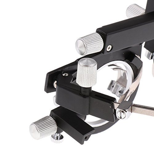 Dhoptical Optical Optic Trial Lens Frame Eye Optometry Optician/Easily Changeable Cylinder Axis, Fully Adjustable Temple Length and Nose Rest glasses shop use by Dhoptical (Image #5)