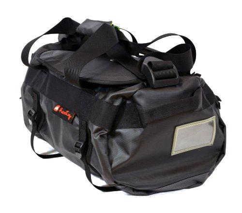Henty Hold em 42-liter Duffel Tasche, klein, schwarz